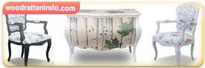 Wood Rattan Indo